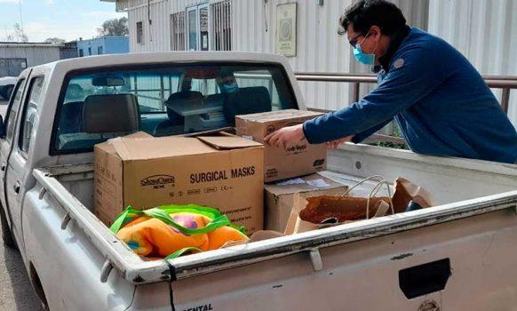 Hospitales de la región reciben donaciones para pacientes más vulnerables