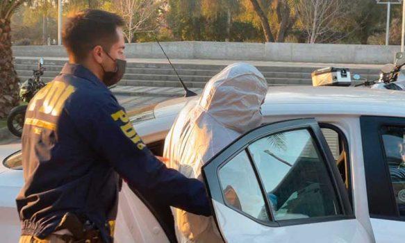 PDI detuvo a sujeto que se encontraba prófugo por violación