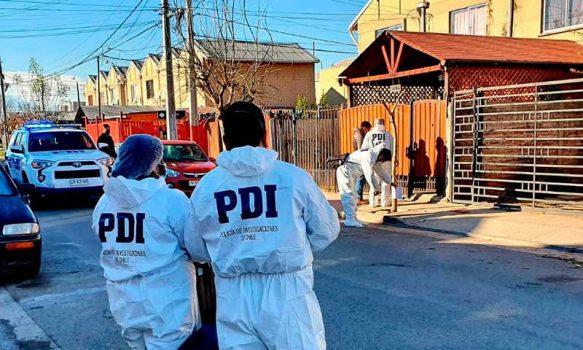 PDI investiga parricidio de un hombre en Rancagua