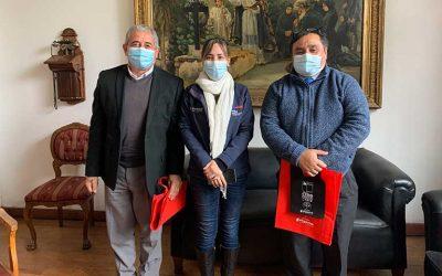 Senda Previene Santa Cruz realiza devolución diagnóstica y programa encuesta 2021 en el Instituto Regional Federico Errázuriz