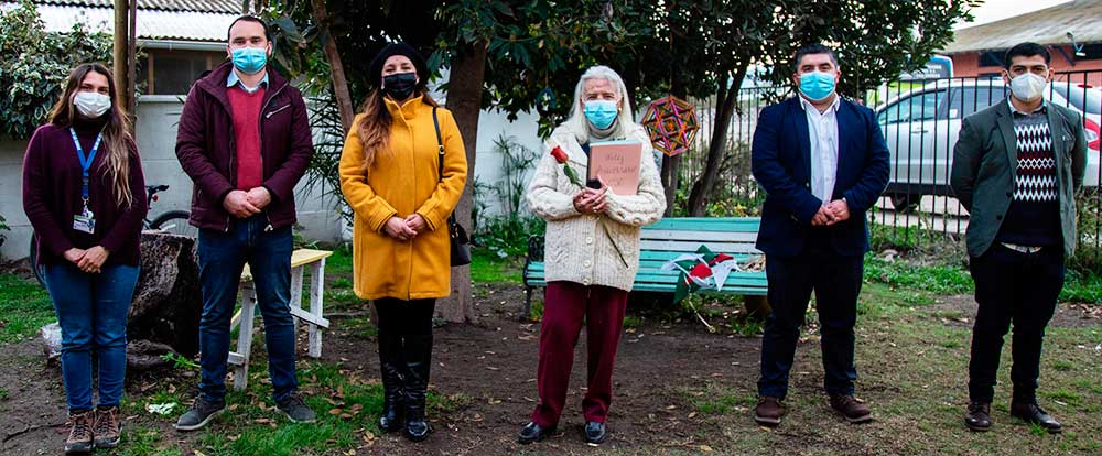 """Casa de acogida """"Tercera edad Las Cabras"""" conmemoró su aniversario 30"""