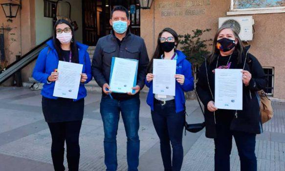 Crisis de stock en vacunas: gremios de la salud y Core Germán Arenas entregan carta a delegado presidencial