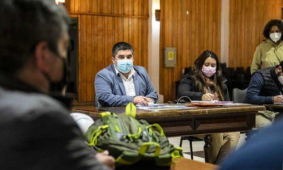 En el proyecto de futura Ruta de la Fruta, alcalde de Las Cabras solicitó participación ciudadana