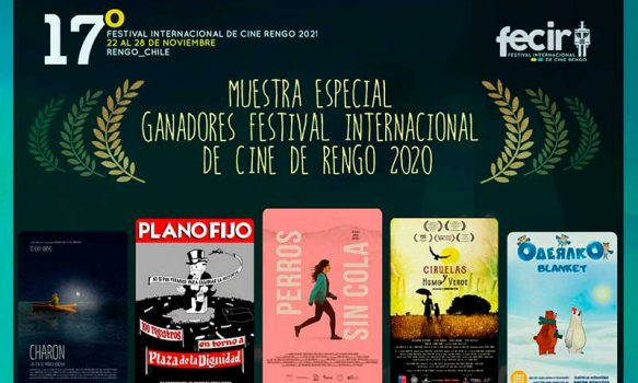 Festival Internacional de Cine de Rengo 2021 invita a registrarse como usuario de su página web