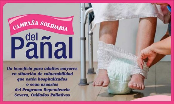 Hospital de Pichidegua inicia Campaña Solidaria del Pañal