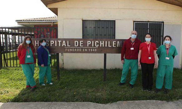 Hospital de Pichilemu invita a usuarias a retomar controles de matronería
