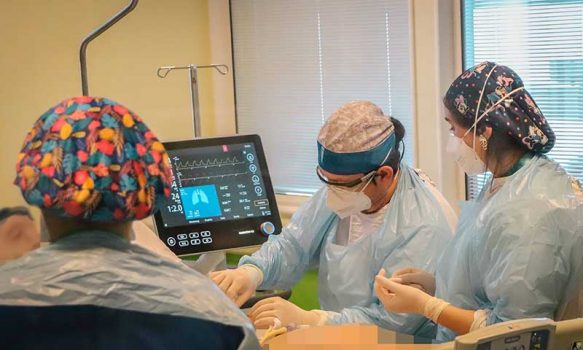 Hospital Regional Rancagua autoriza visitas de familiares a pacientes UCI