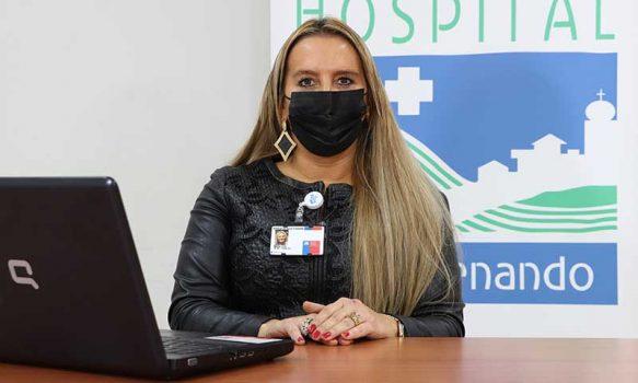 Hospital San Fernando destaca a nivel nacional en materia de eficiencia y gestión hospitalaria