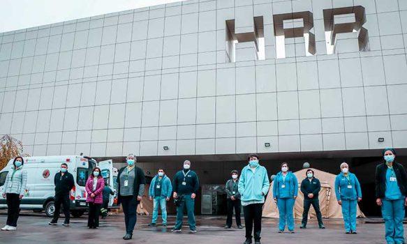 Hospitalización en pandemia: Pacientes del Hospital de Rancagua acceden a camas en dos horas promedio