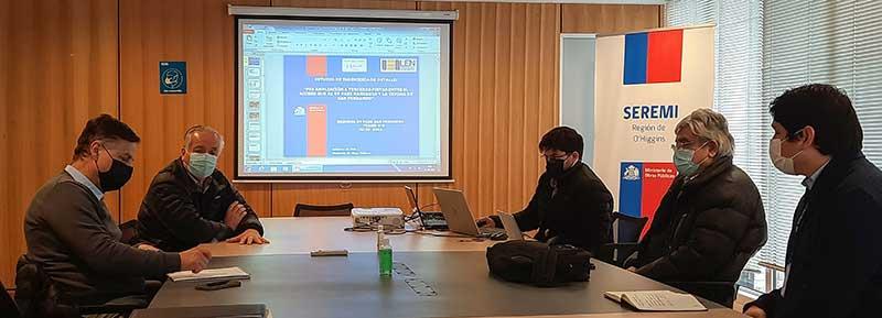 MOP O'Higgins da a conocer avance de estudio preliminar By Pass Ruta-5 por San Fernando