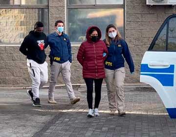 PDI desarticula organización criminal que internaba droga a la región de O'Higgins