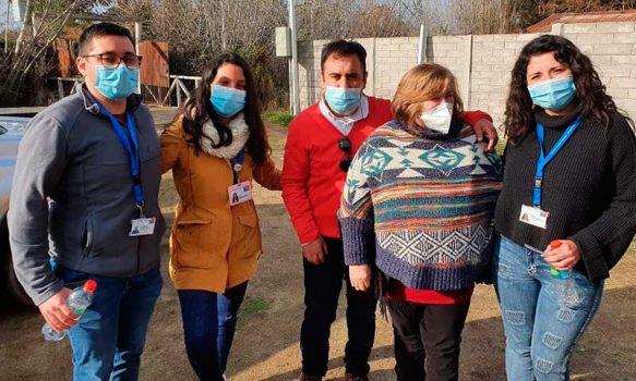 Programa radial promueve la inclusión en Chépica