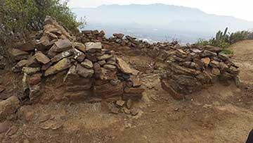 Subsecretario del Patrimonio realiza visita técnica a Pukara de Cerro La Compañía para avanzar en acuerdos para su protección