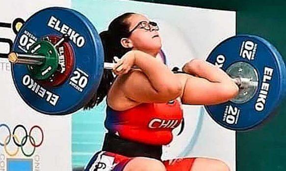Antonia Palominos obtiene oro y bronce en el panamericano de Halterofilia
