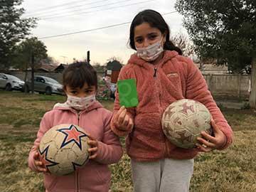 Barrios de la Región de O'Higgins llenan las canchas de fútbol y alegría