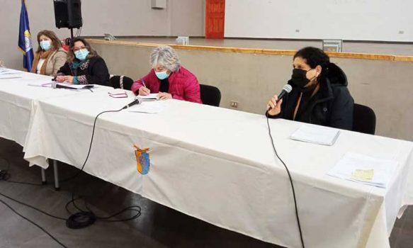 En fase 4 se reúne de manera presencial unión comunal de juntas de vecinos de Palmilla