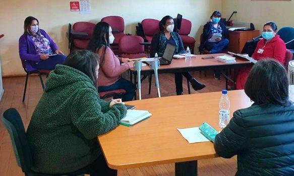 Hospital de Litueche aporta al trabajo del Programa Chile Crece Contigo