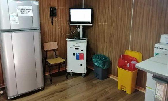 Hospital de Peumo inicia segundo semestre con mejoras en infraestructura