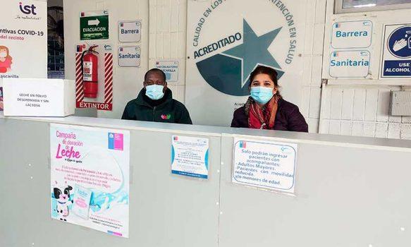 """Hospital de Rengo se suma a la """"Magia de ayudar"""""""