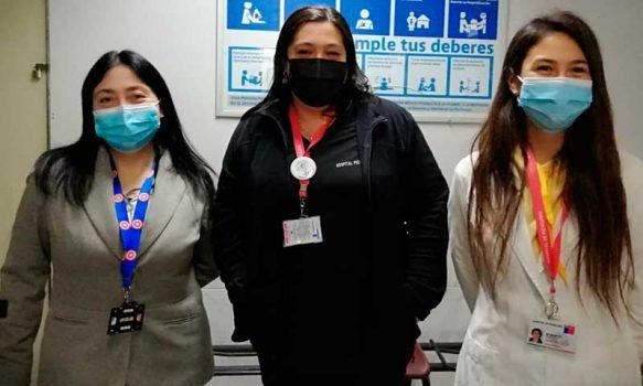 Hospital Pichilemu ha cumplido 100% de garantías GES