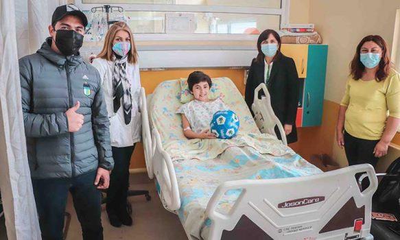 Hospital Regional celebra el día del niño con múltiples actividades