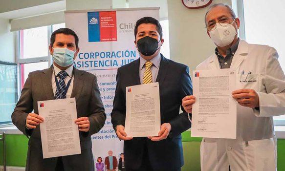 HRR firma convenio de colaboración para asistencia judicial de usuarios
