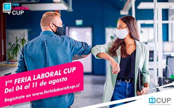 La Corporación de Universidades Privadas (CUP) realizará su primera feria laboral