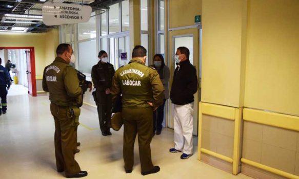 Labocar identificó a adulto mayor que llevaba seis meses en la morgue de Rancagua