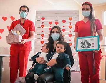 Lactancia Materna: Ganadoras de concurso fotográfico reciben sus premios