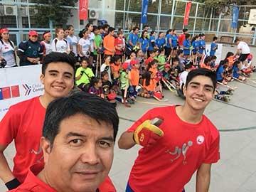 Marcianitas y Team Hockey Patín Chile se están quedando sin financiamiento para su preparación