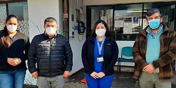 Médicos ya son parte de las postas rurales de la comuna de Las Cabras