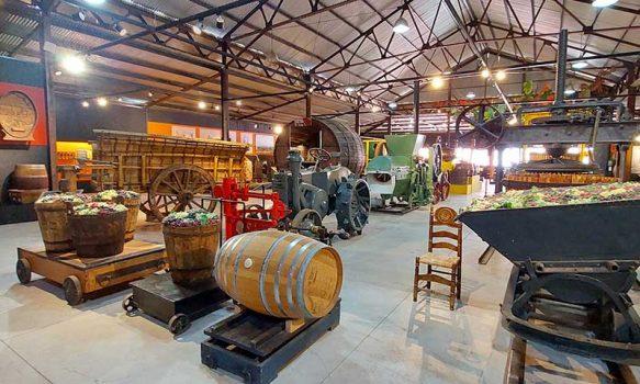 MOP O'Higgins apoya iniciativa de incorporar como Ruta Patrimonial el circuito Museos de Colchagua