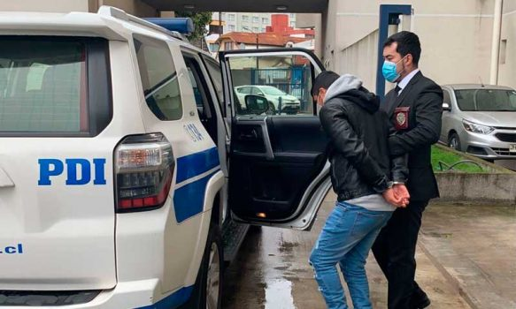 PDI detuvo a presunto homicida de técnico en enfermería ocurrido en San Fernando