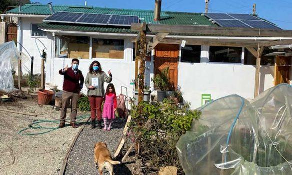 Pymes del rubro turístico y de artesanía acceden a Energías Renovables para mejorar su productividad