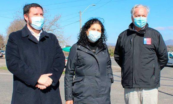 Realizarán estudio técnico para instalar semáforo en peligrosa arteria de Palmilla
