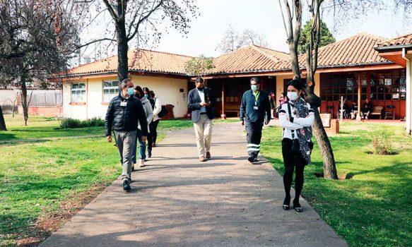 SAMU y Sename visitan residencias para coordinar atenciones a menores