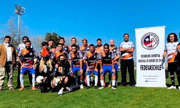 Selección de Fútbol de Sordos: El apoyo de Juegaenlinea en su camino al Mundial de Corea del Sur 2023