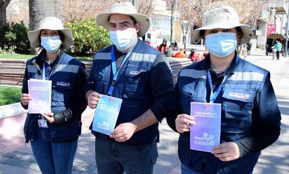 Seremi de Salud da a conocer Fono TTA que resolverá dudas sobre la pandemia