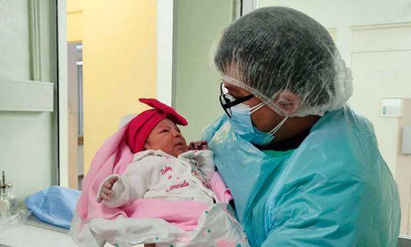 Servicio de Maternidad del Hospital de Rengo comprometido con las gestantes en pandemia