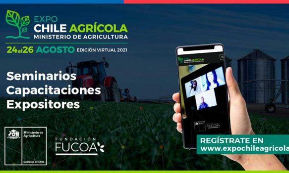 UOH participará por primera vez en Expo Chile Agrícola 2021