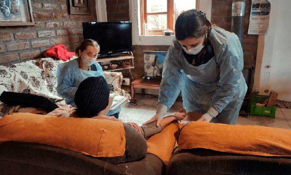 Alivio del Dolor del Hospital de Rengo más que un programa que calma el Cáncer