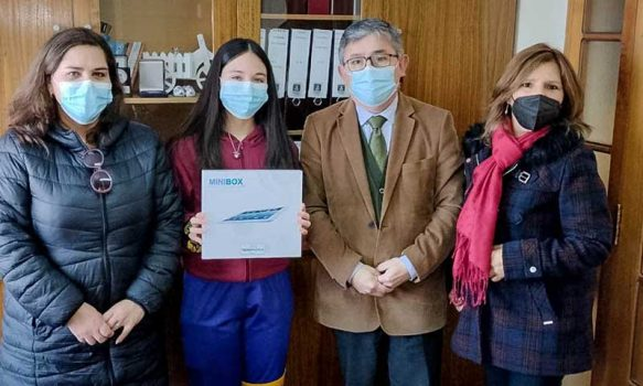 Alumna del San Fernando College realizará viaje de intercambio estudiantil a Turquía