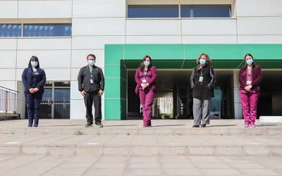 Conformación Comité Paritario de Higiene y Seguridad Hospital Regional de Rancagua