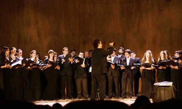 Coro Polifónico de Rancagua busca nuevas voces masculinas