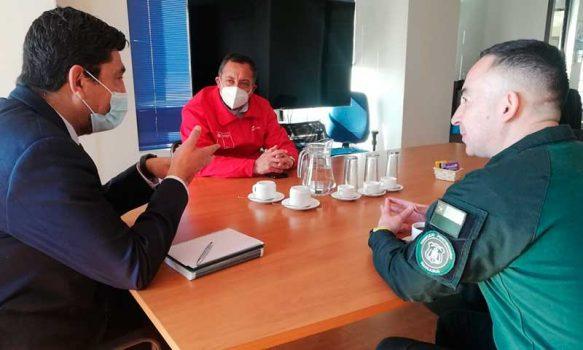 Defensoría yseremi del Deporte elaboran plan de intervención deportiva en cárcel de Rancagua