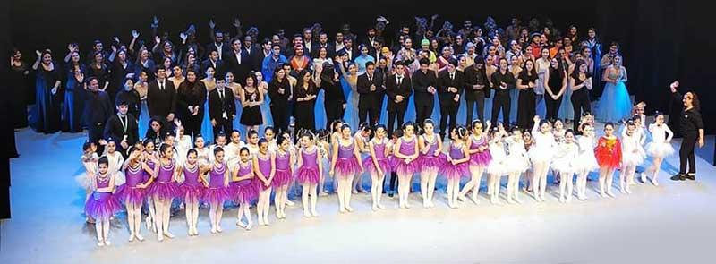 Destacan trayectoria del maestro Eduardo Díaz, recientemente desvinculado del Teatro Regional Lucho Gatica