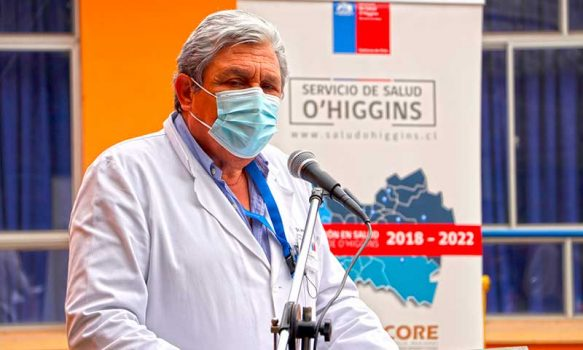 Director de Servicio de Salud destaca liderazgo nacional de Hospital Regional en eficiencia hospitalaria