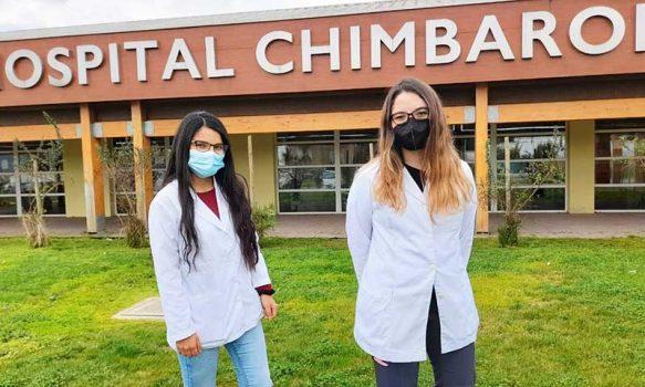 Dos nuevas médicas se sumaron a Hospital de Mercedes Chimbarongo