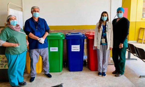 Hospital de Coinco se proyecta como hospital verde