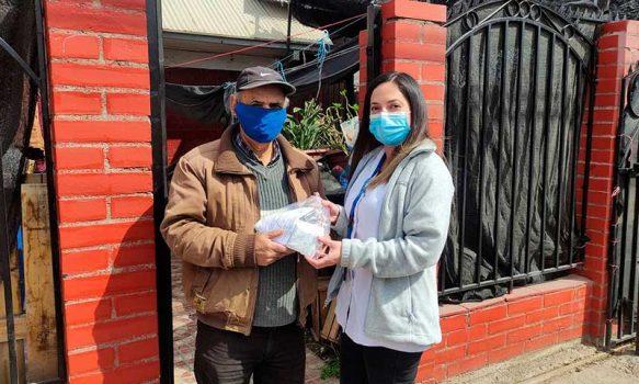 Hospital de Rengo ha entregado siete mil terapias farmacológicas en domicilio